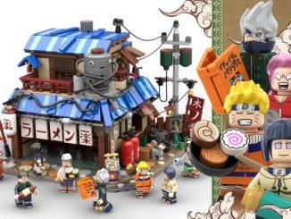 LEGO Ideas Naruto Ramen Shop Anniversary (1)