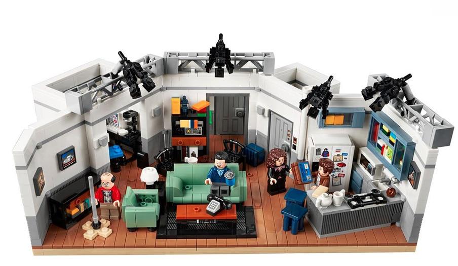 LEGO Ideas Seinfeld Slider 1