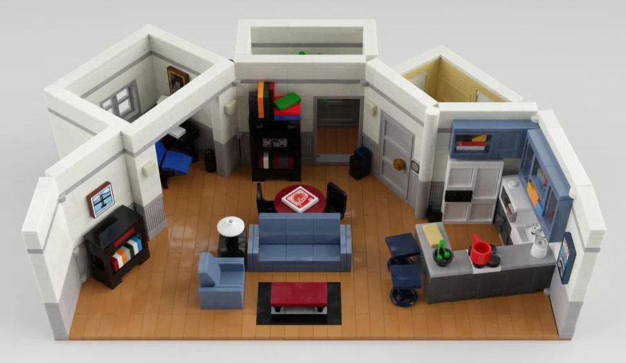 LEGO Ideas Seinfeld Slider 2