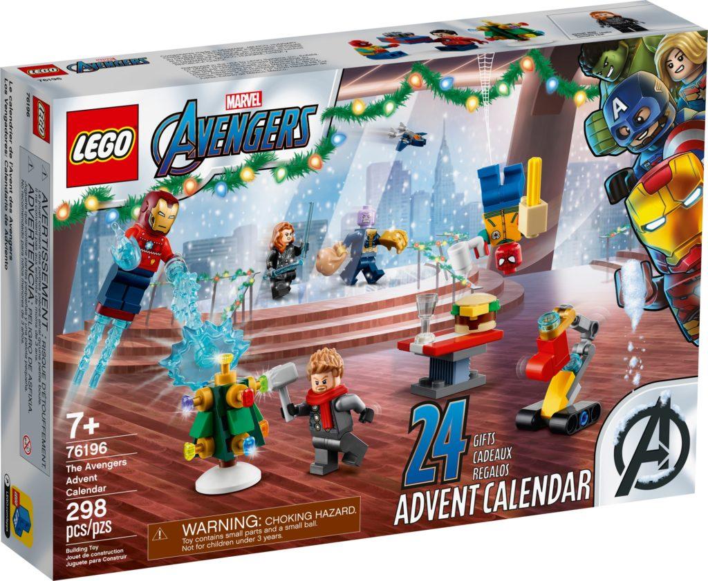 LEGO Marvel 76196 LEGO Marvel Avengers Adventskalender 1