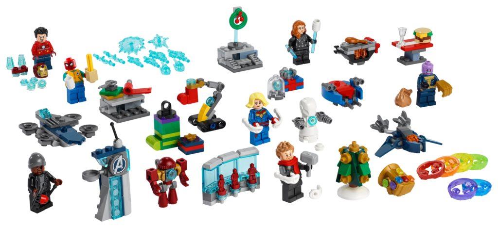 LEGO Marvel 76196 LEGO Marvel Avengers Adventskalender 2