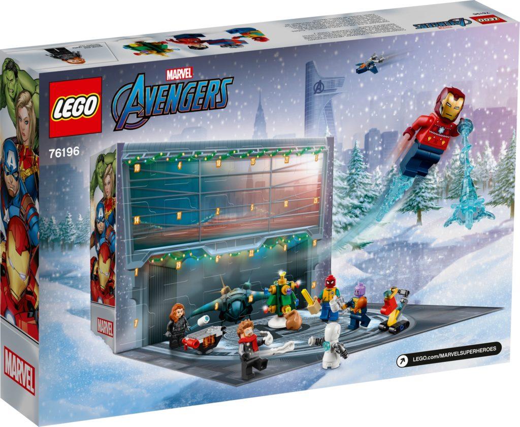 LEGO Marvel 76196 LEGO Marvel Avengers Adventskalender 6