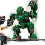LEGO Marvel 76201 Captain Carter & The Hydra Stomper 2