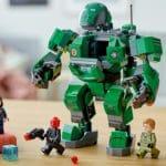 LEGO Marvel 76201 Captain Carter & The Hydra Stomper 9