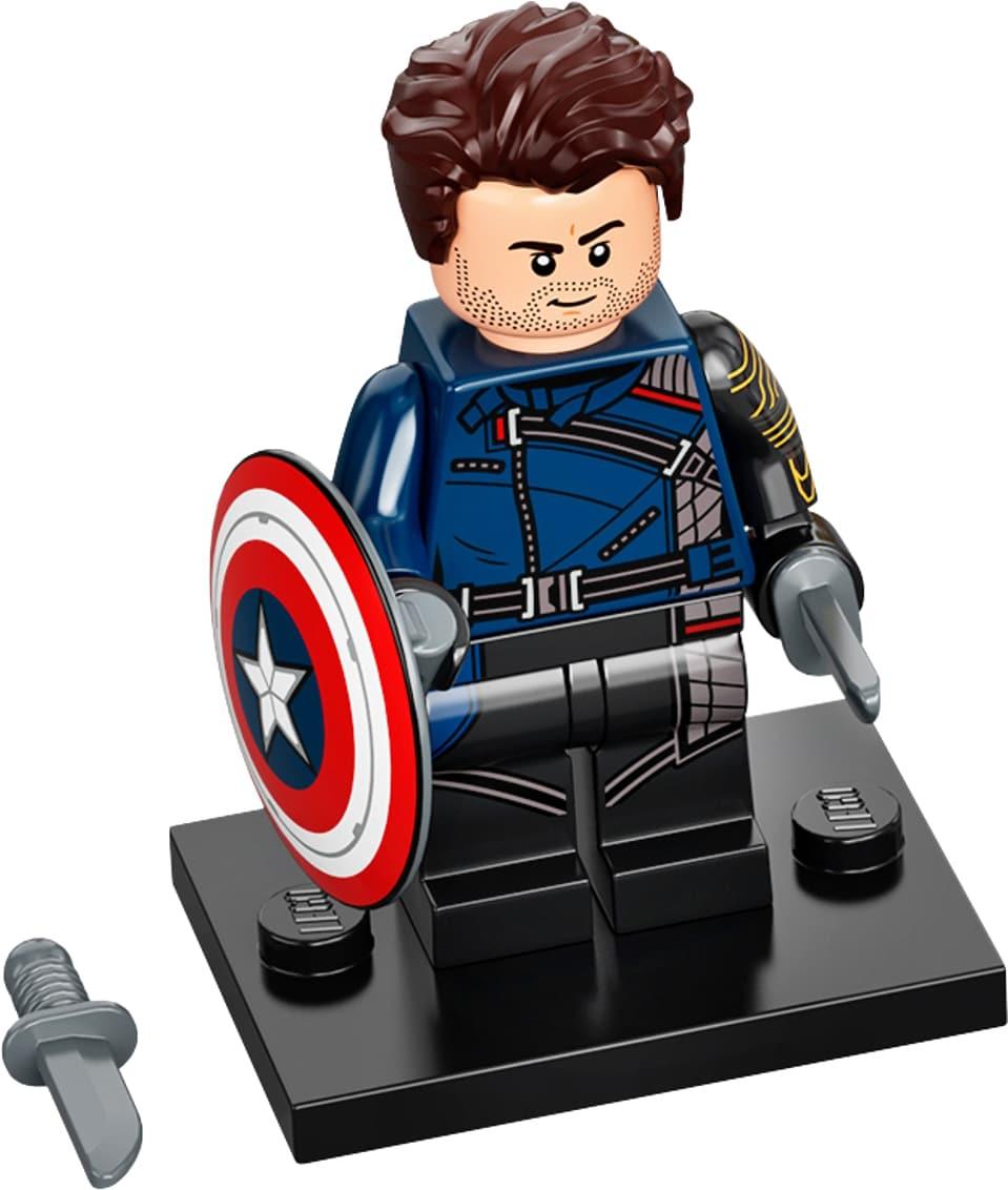 LEGO Marvel Minifigures 71031 Bucky