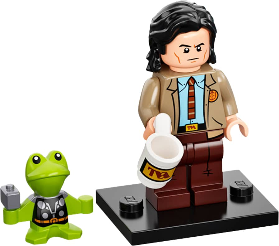 LEGO Marvel Minifigures 71031 Loki