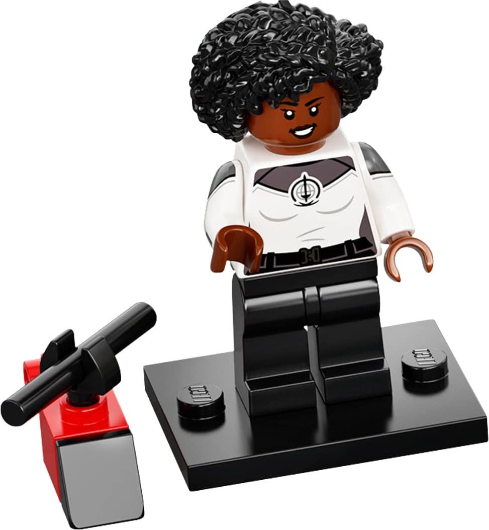LEGO Marvel Minifigures 71031 Monica Rambeau