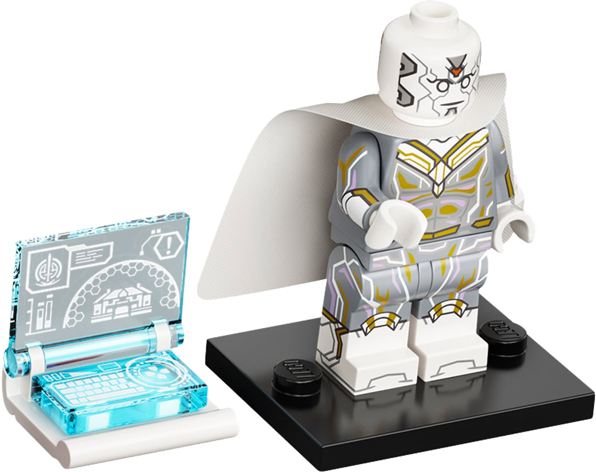 LEGO Marvel Minifigures 71031 White Vision
