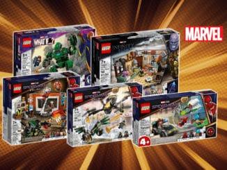 LEGO Marvel Sommer 2021 Titel