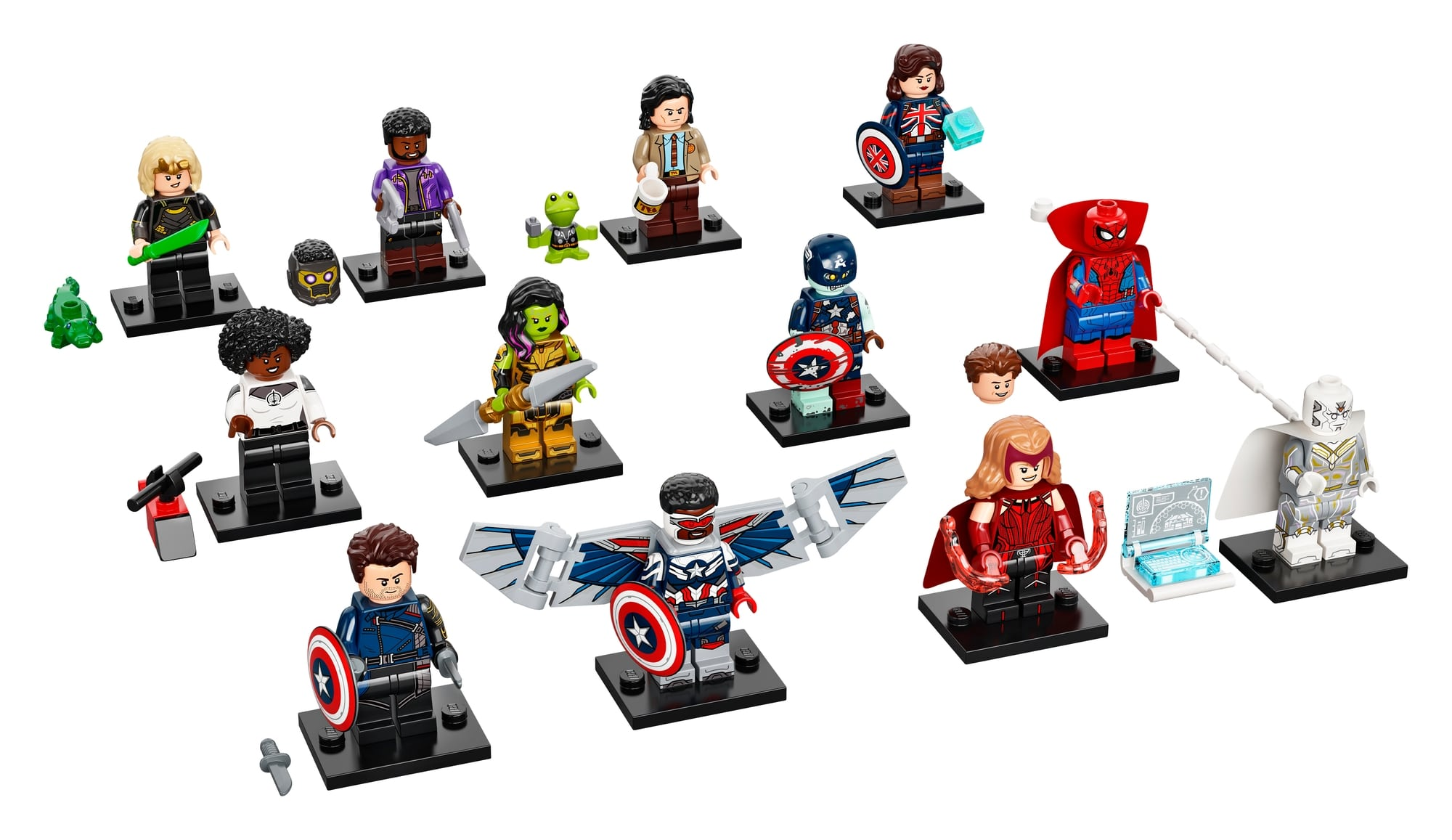 LEGO Minifigures 71031 1