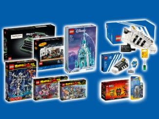 LEGO Neuheiten Juli 2021