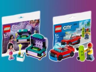 LEGO Polybags Frieds Oder City Gratisbeigabe