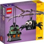 LEGO Seasonal 40493 Spinne Und Geisterhaus 3
