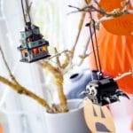 LEGO Seasonal 40493 Spinne Und Geisterhaus 4