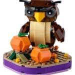 LEGO Seasonal 40497 Halloween Eule 1