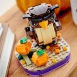 LEGO Seasonal 40497 Halloween Eule 5