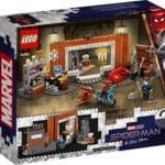 LEGO Spider Man 76185 Spider Man In Der Sanctum Werkstatt 3