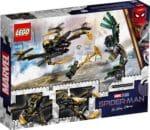 LEGO Spider Man 76195 Spider Mans Drohnenduell 3