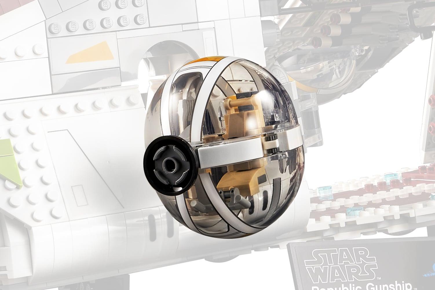 LEGO Star Wars 75309 Gunship Neue Teile01