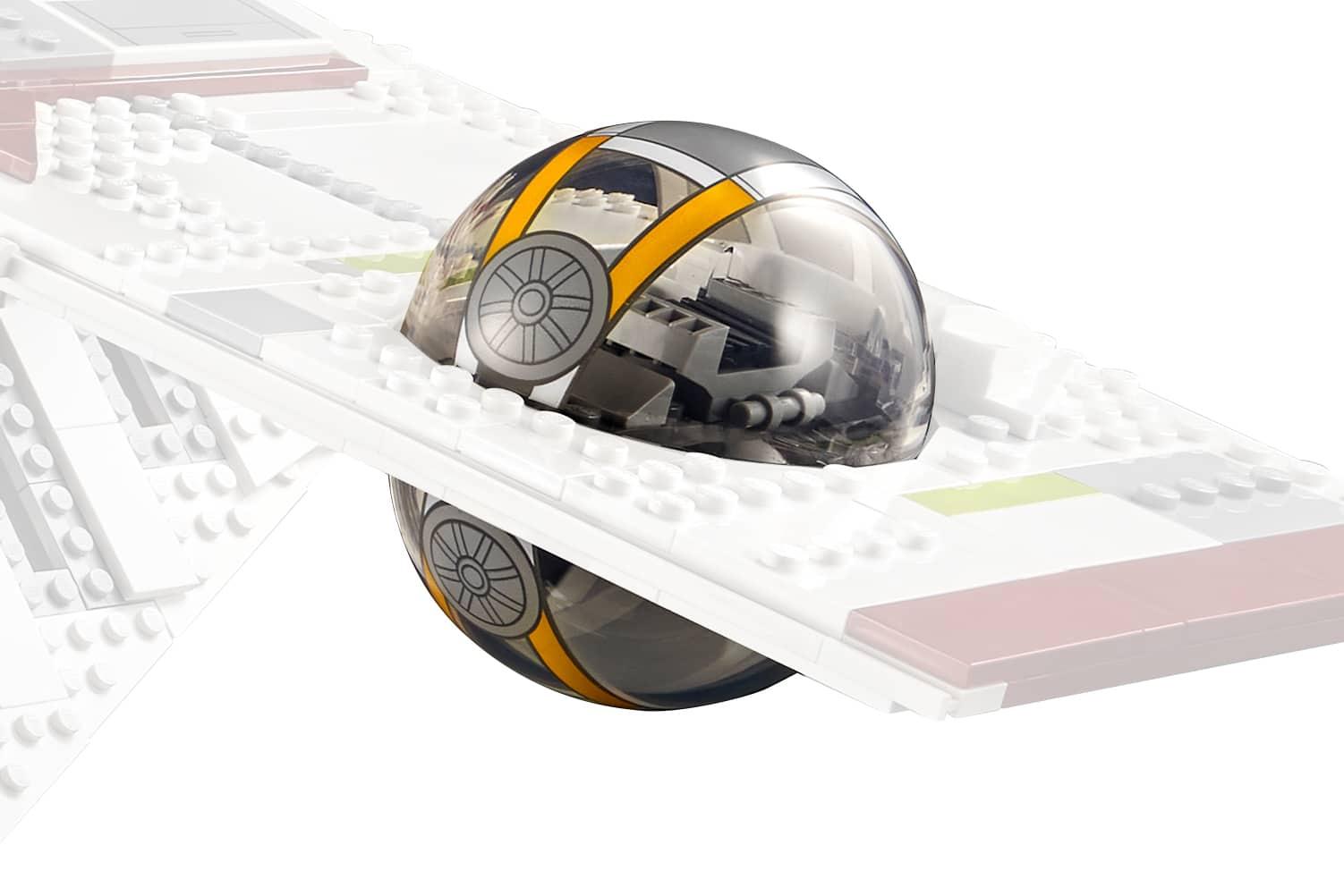 LEGO Star Wars 75309 Gunship Neue Teile02