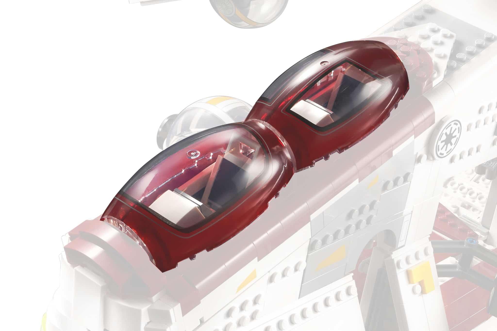 LEGO Star Wars 75309 Gunship Neue Teile03