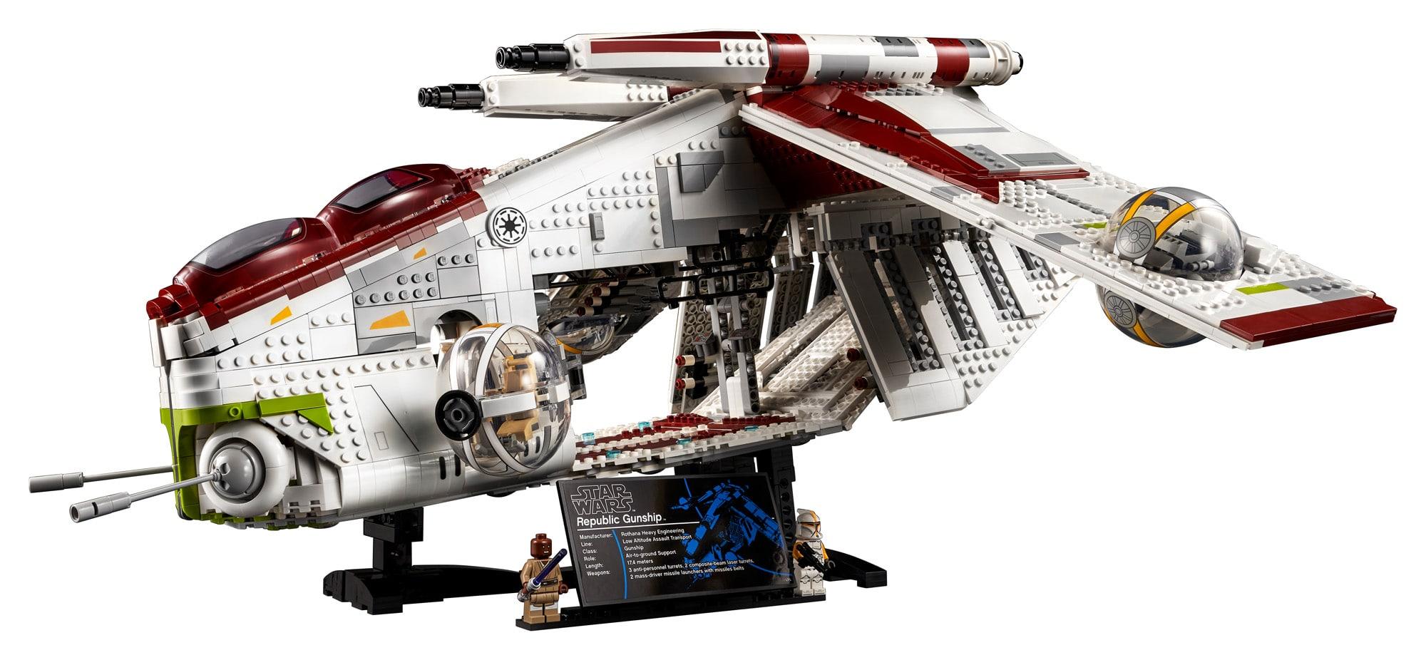 LEGO Star Wars 75309 Ucs Republic Gunship 6
