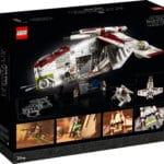 LEGO Star Wars 75309 Ucs Republic Gunship Box 2