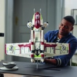 LEGO Star Wars 75309 Ucs Republic Gunship Lifestyle 15