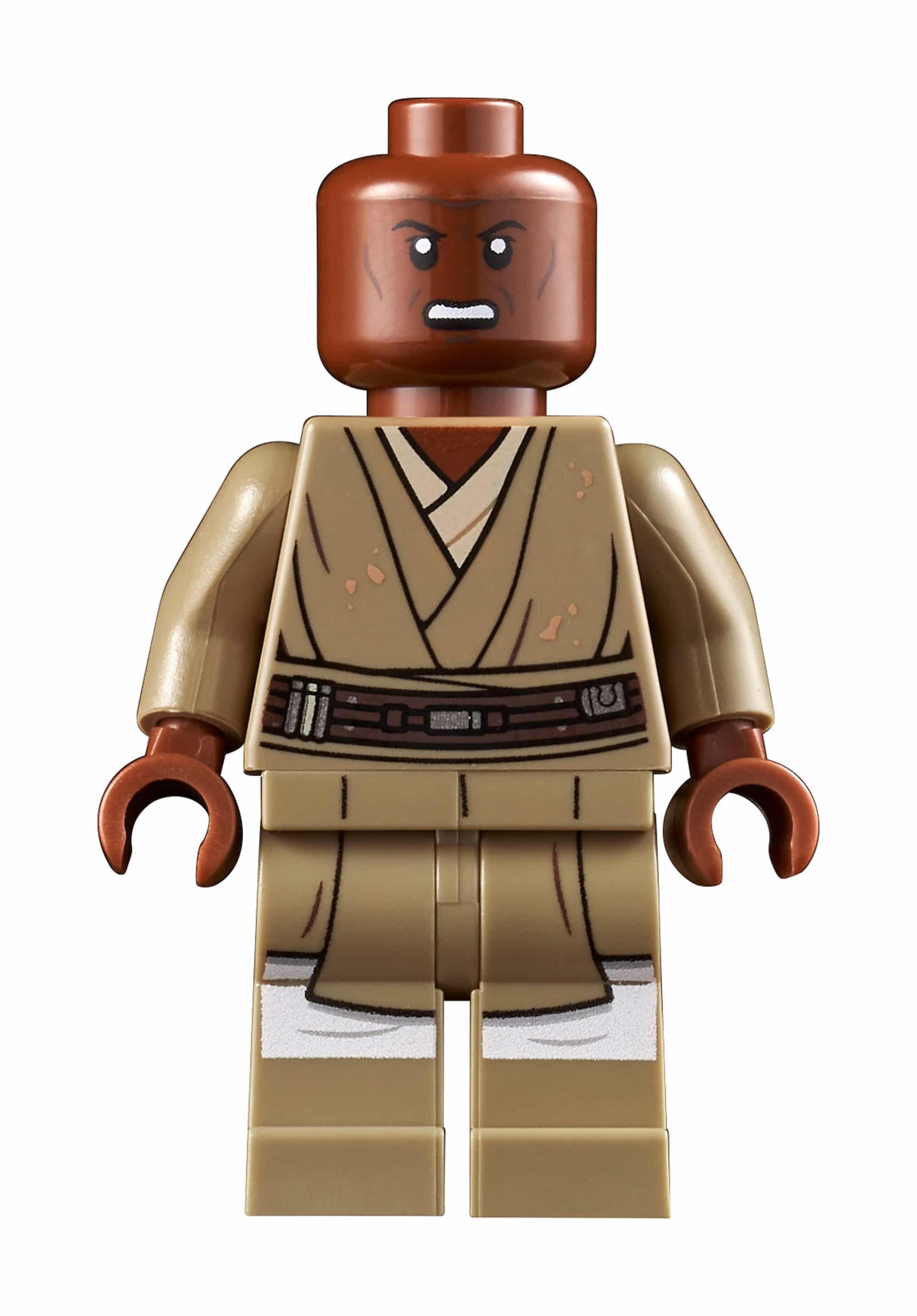 LEGO Star Wars 75309 Ucs Republic Gunship Mace Windu