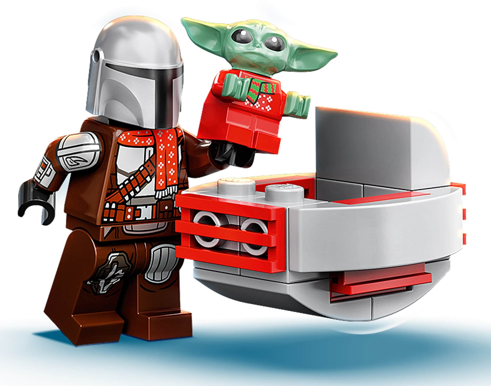 LEGO Star Wars Advenskalender 2021 Exklusive Figuren