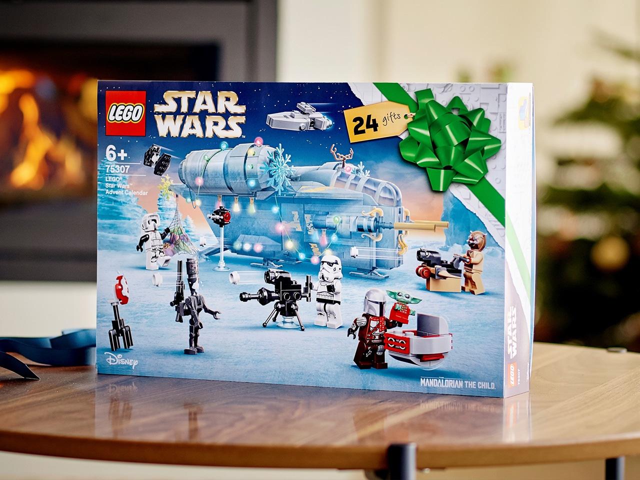 LEGO Star Wars Adventskalender 2021 75307