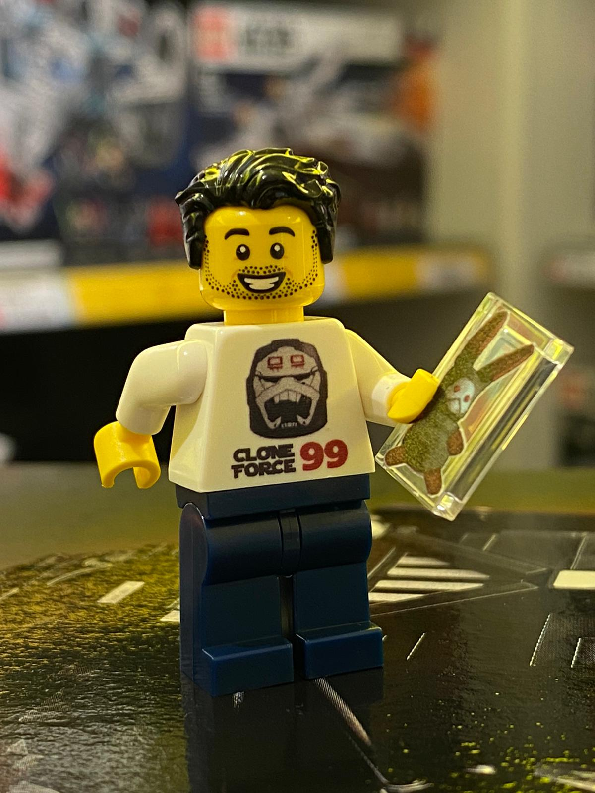 LEGO Star Wars Wrecker Fanfigur Jb Spielwaren