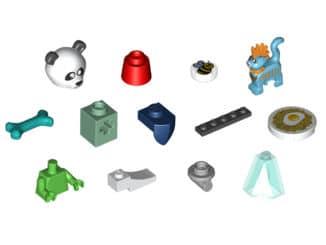 LEGO Steine Und Teile Juli 2021 Highlights