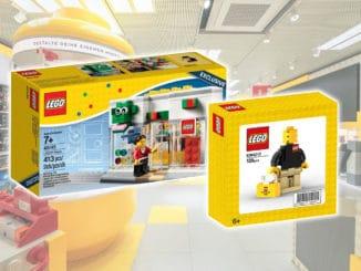 LEGO Store Stuttgart Eroeffnung Mit Gwps