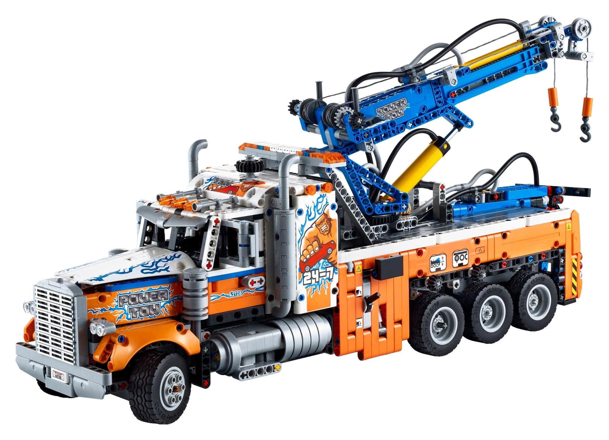 LEGO Technic 42128 Schwerlast Abschleppwagen 1