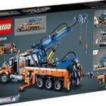 LEGO Technic 42128 Schwerlast Abschleppwagen 11