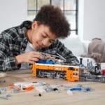 LEGO Technic 42128 Schwerlast Abschleppwagen 12