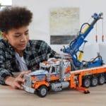 LEGO Technic 42128 Schwerlast Abschleppwagen 13