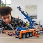 LEGO Technic 42128 Schwerlast Abschleppwagen 14