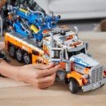 LEGO Technic 42128 Schwerlast Abschleppwagen 18