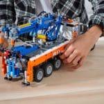 LEGO Technic 42128 Schwerlast Abschleppwagen 19