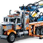 LEGO Technic 42128 Schwerlast Abschleppwagen 3