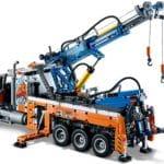 LEGO Technic 42128 Schwerlast Abschleppwagen 9