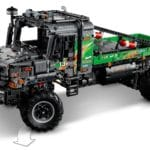 LEGO Technic 42129 4x4 Mercedes Benz Zetros Offroad Truck 11