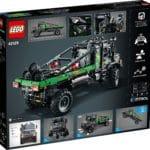 LEGO Technic 42129 4x4 Mercedes Benz Zetros Offroad Truck 12