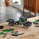 LEGO Technic 42129 4x4 Mercedes Benz Zetros Offroad Truck 14