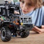 LEGO Technic 42129 4x4 Mercedes Benz Zetros Offroad Truck 15