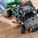 LEGO Technic 42129 4x4 Mercedes Benz Zetros Offroad Truck 16