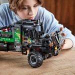 LEGO Technic 42129 4x4 Mercedes Benz Zetros Offroad Truck 17
