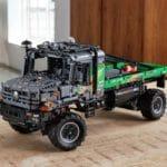 LEGO Technic 42129 4x4 Mercedes Benz Zetros Offroad Truck 19